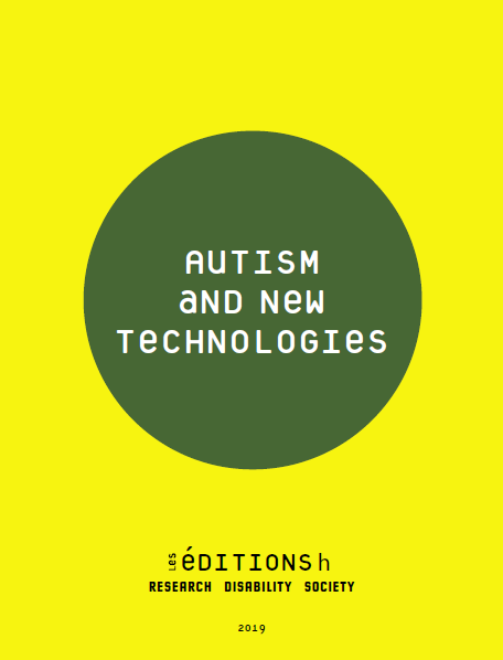 Cover of the Autism and new technologies, editions h, jpg