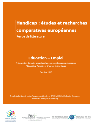 Couverture RL Education Emploi Europe